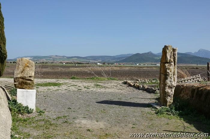 Menhir de la Lancha