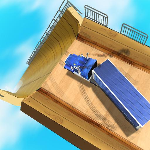 Download Impossible Mega Ramp 3D