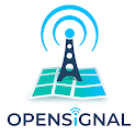 Opensignal - 3G & 4G Signal & WiFi Speed Test icon