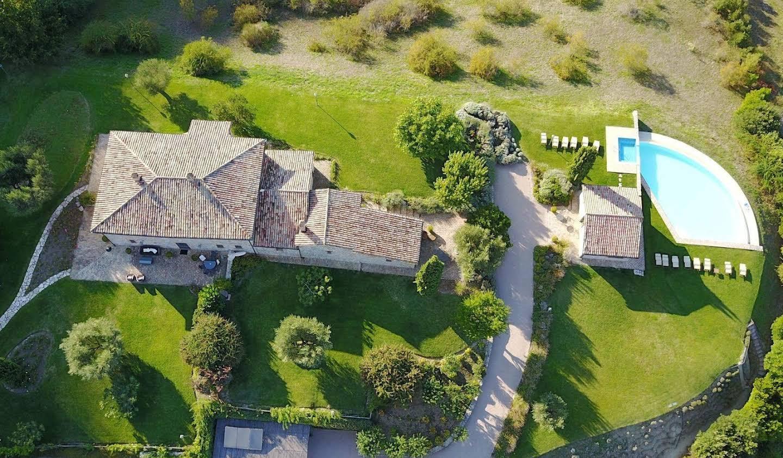 Villa avec piscine Pérouse
