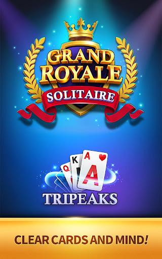 Solitaire TriPeaks : Solitaire Grand Royale apkdebit screenshots 24