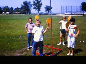 Photo: Loop Tennis 1969