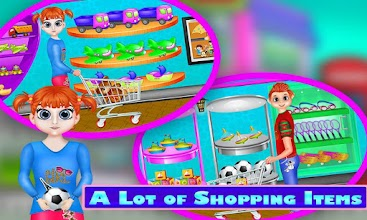 Toy Store Shopping Mall: Cash Register Girl Game 1 0 latest