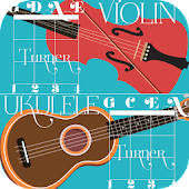 Ukulele and Violin Tuner Tool
