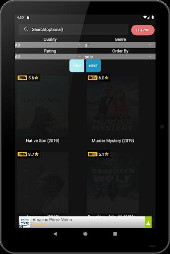 Torrent Movies 1.2.3 screenshots 20