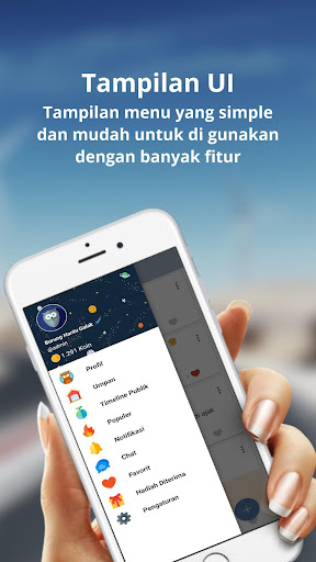 Secreto - Gabut Anonim Chat & Curhat 1.5.3 screenshots 2