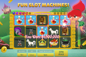 Screenshot of Best Video Slots
