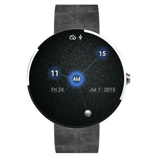 [New] Pendulum WatchFace Light