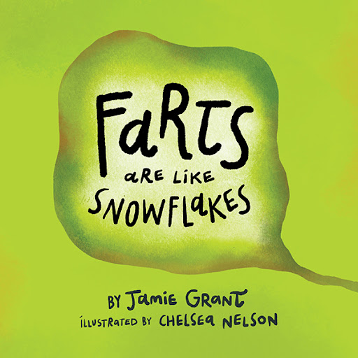 Farts are like Snowflakes