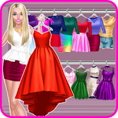 Fashion Doll Dress Up