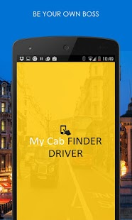 My Cab Finder Driver- screenshot thumbnail