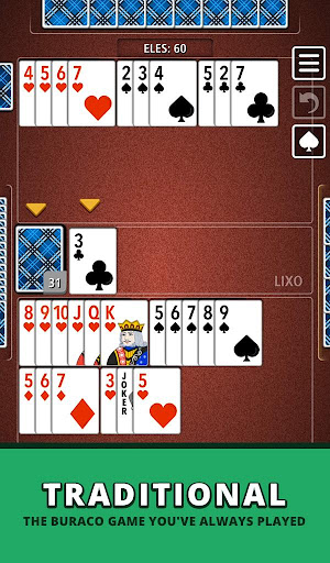 Buraco Canasta Jogatina: Card Games For Free apkpoly screenshots 18