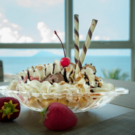 by Chandra Wirawan - Food & Drink Candy & Dessert