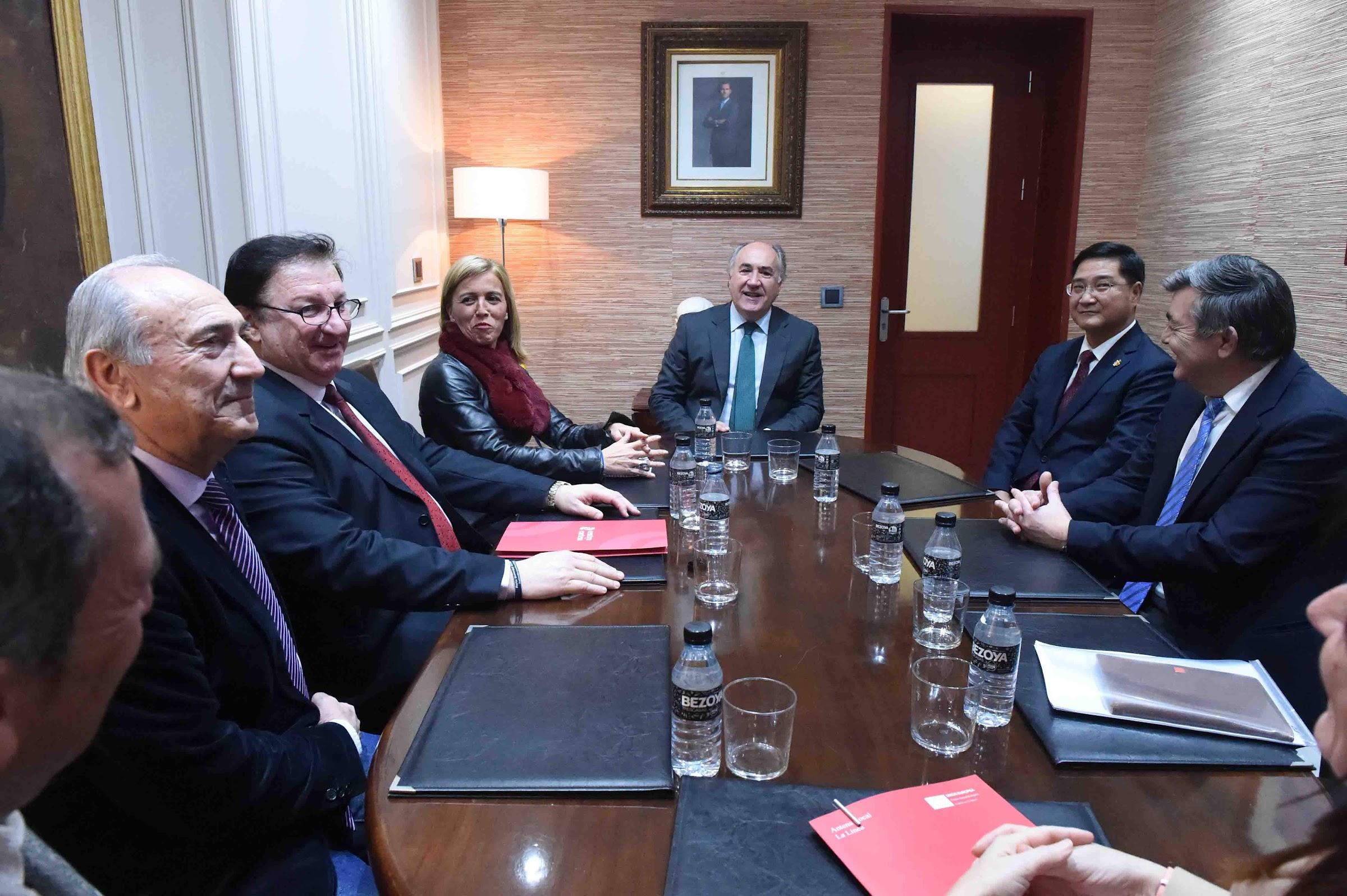 El embajador de Corea en España visita Algeciras