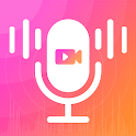 Video Voice Changer - Video Voice Editor & filters icon