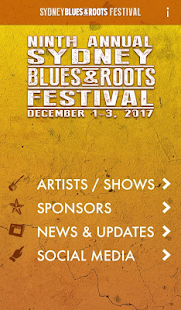 Sydney Blues & Roots Festival - náhled