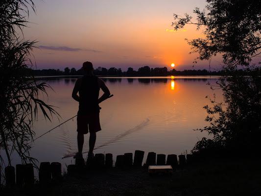 Sul lago di boomerang