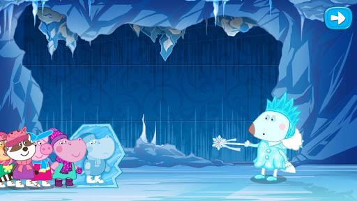 Télécharger Code Triche Contes d'hippopotame: Reine des neiges MOD APK 2