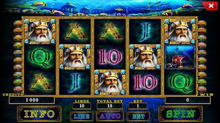 Ocean Lord - slot 1.2.3 screenshot 355444