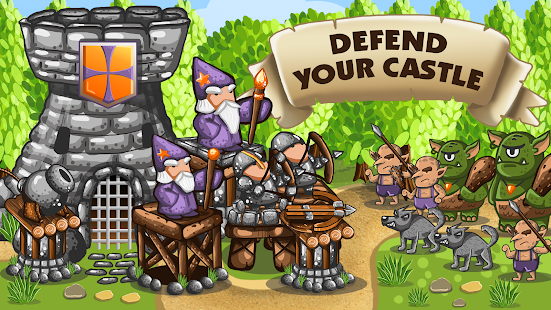 Tower Defense - Castle TD