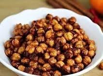 Roasted Orange Spiced Chickpeas/garbanzo