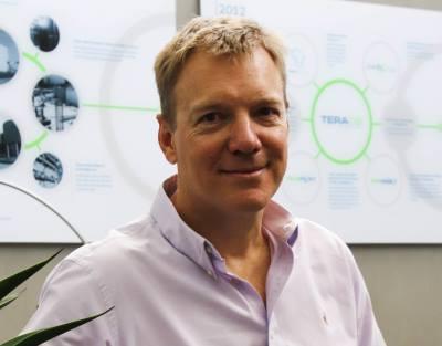 Jan Hnizdo, Teraco CEO.