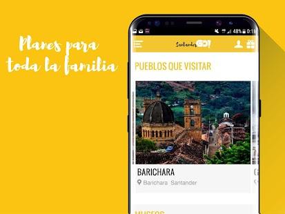 Guia Santander Go! - náhled