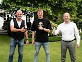 Dario Van den Buijs is blij met Hernan Losada als trainer