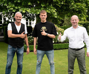 """Van den Buijs over zijn trainer, naar wie hij als jeugdspeler opkeek: """"Losada is erg veeleisend"""""""