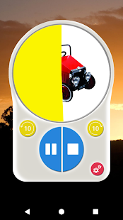 Childrens Countdown Timer - Visual Timer For Kids Screenshot