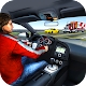Highway Traffic Racing in City Car