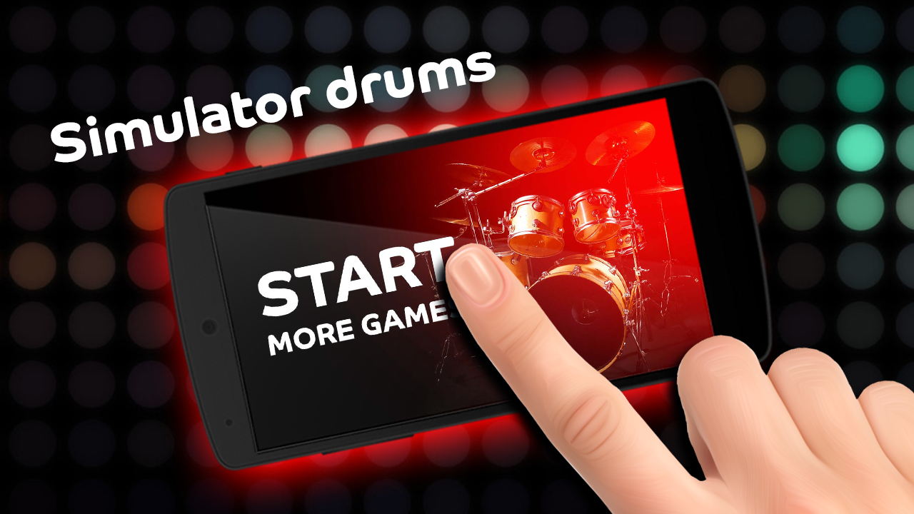 drum set simulator