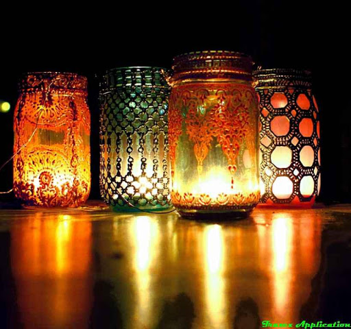 DIY Mason Jar Design Ideas