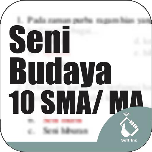Kelas 10 SMA-SMK-MA Mapel Seni Budaya