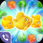 Viber Mermaid Puzzle Match 3 icon