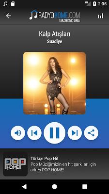 Radyo Home - screenshot