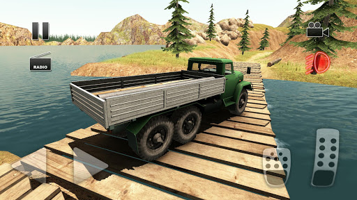 Truck Driver Crazy Road 2 apkslow screenshots 6