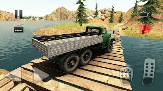 Truck Driver Crazy Road 2- screenshot thumbnail