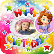 App Princess Birthday Party Cards APK for Windows Phone