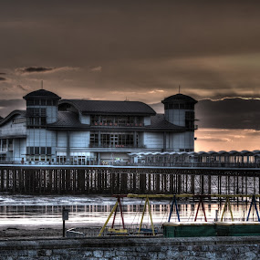 Pier by Doug Faraday-Reeves - Buildings & Architecture Public & Historical ( pier )