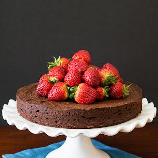 Flourless Chocolate Cake with Chipotle Recipe