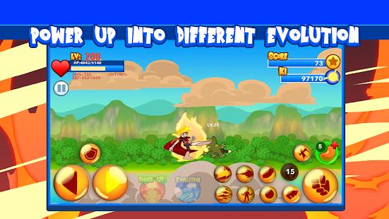 God Dragon Fighter Z: Ultra Instinct Super Saiyan - náhled