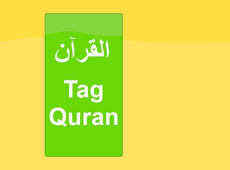 Tag Quran
