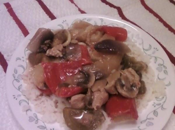 Tammy's Hawain Dish Recipe
