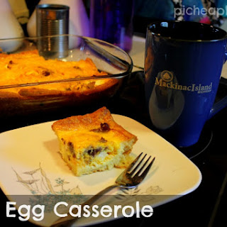 Easy Egg Casserole.