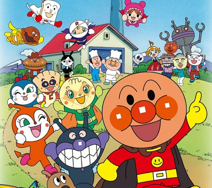 Image result for Anpanman