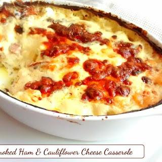 Cauliflower Ham Cheese Casserole Recipes