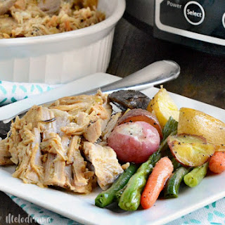 Rosemary Pork Roast Crock Pot Recipes