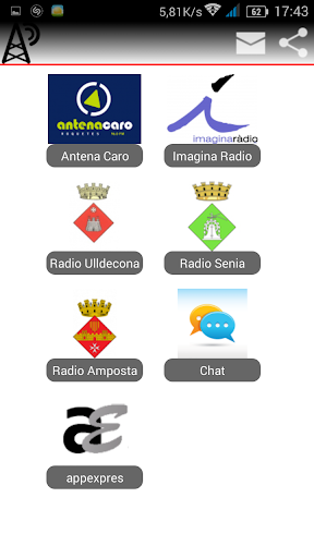 Radio de L´Ebre