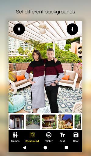 Twin Couple Photo Suit 1.4 screenshots 3